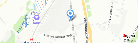 REMNEXT на карте Москвы