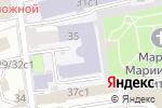 Схема проезда до компании Институт геологии рудных месторождений в Москве