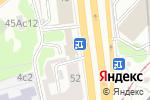 Схема проезда до компании Магазин бытовой химии и табачной продукции в Москве