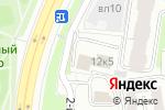 Схема проезда до компании Троицкий в Москве