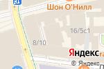Схема проезда до компании Каникулы в Москве
