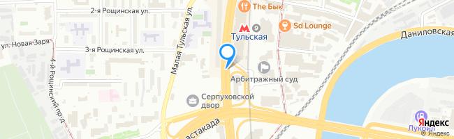 Большая Тульская улица