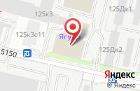 Схема проезда до компании Детская Одежда «Котенок» в Москве
