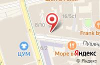 Схема проезда до компании Сп Бурда Моден в Москве