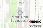 Схема проезда до компании МАСИ в Москве