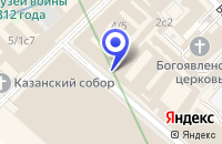 Схема проезда до компании ОБУВНОЙ МАГАЗИН КЛАССИК в Москве