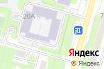 Схема проезда до компании Гимназия №1526 в Москве