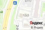 Схема проезда до компании РНГ в Москве