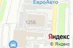 Схема проезда до компании Плт Систем в Москве