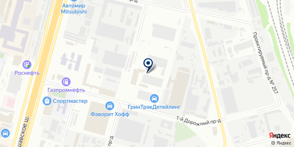 956 на карте Москве