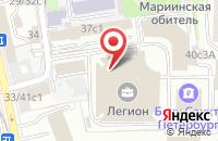 Схема проезда до компании Синемоушн Групп в Москве