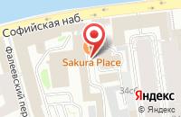 Схема проезда до компании СтройСтандартСистем в Москве