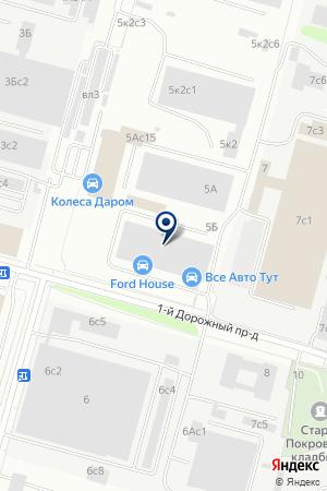 GoodUg на карте Москвы