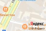 Схема проезда до компании Русский ПЕН-центр в Москве