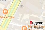 Схема проезда до компании ХардМастер в Москве