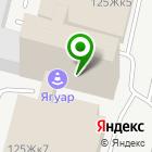 Местоположение компании НИКА