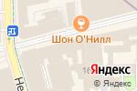 Схема проезда до компании Chuvstva в Москве