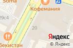 Схема проезда до компании Artimania в Москве