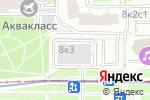 Схема проезда до компании Авто-запуск в Москве