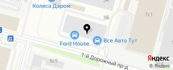 СТК.СИТИ на карте Москвы