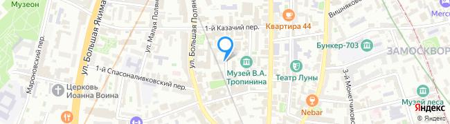 переулок Казачий 2-й