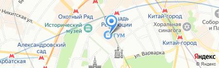 Kartell на карте Москвы