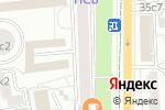 Схема проезда до компании Добровин в Москве