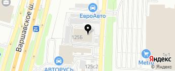 Royal Grizzly Garage на карте Москвы