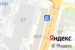 Схема проезда до компании СитиСтиль в Туле