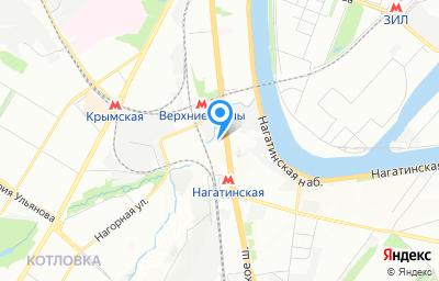 Местоположение на карте пункта техосмотра по адресу г Москва, ш Варшавское, д 26 стр 11