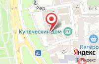 Схема проезда до компании Смифин в Москве