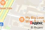 Схема проезда до компании Lion Tattoo Studio в Москве