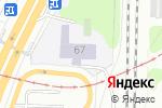 Схема проезда до компании Todes в Москве
