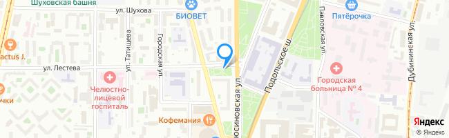 Даниловская площадь