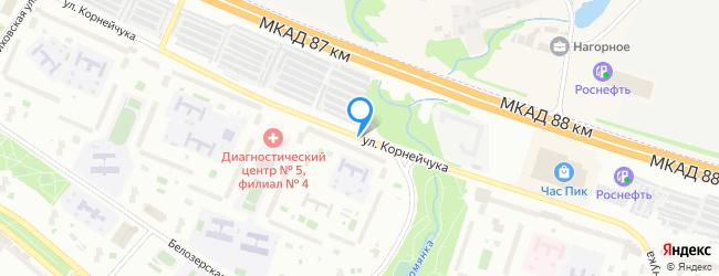 улица Корнейчука