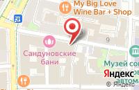 Схема проезда до компании Популярная литература в Москве