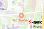Схема проезда до компании Мари Арт Тревел в Москве