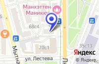 Схема проезда до компании АПТЕКА № 18 03 в Москве