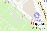 Схема проезда до компании Екатерининский в Москве