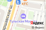 Схема проезда до компании MicroElf в Москве
