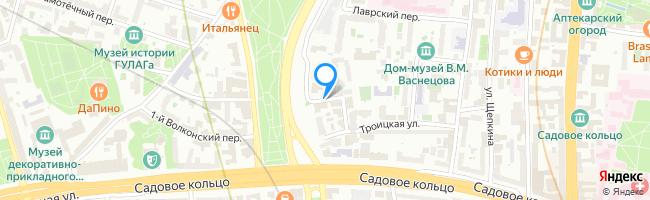 переулок Троицкий 2-й