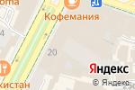 Схема проезда до компании Omo Rugs в Москве