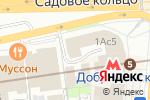 Схема проезда до компании El plato в Москве