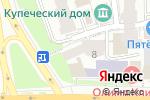 Схема проезда до компании Mozarina в Москве