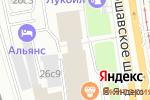 Схема проезда до компании АМБИЗ в Москве