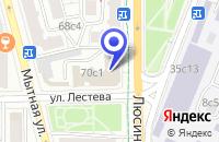 Схема проезда до компании МАГАЗИН РУССКАЯ МЕБЕЛЬ в Москве