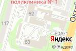 Схема проезда до компании Микадо в Туле