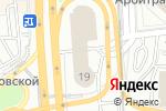 Схема проезда до компании Paltoclub в Москве