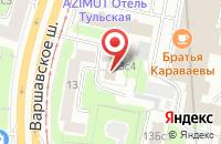 Схема проезда до компании Малкеш в Москве