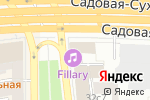 Схема проезда до компании Компэнден в Москве